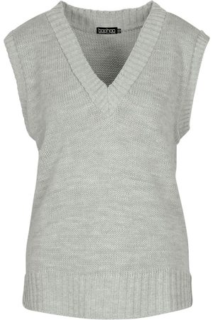 Boohoo Knitted Tank Top