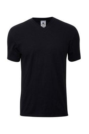 Dovre Single Jersey V-neck T-Shirt * Fri Frakt