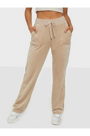 Juicy Couture Dame Bukser - Del Ray Classic Velour Pant