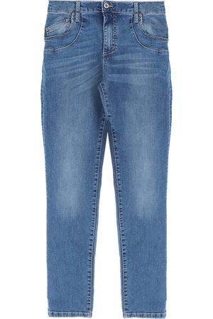 Please Skinny Plain Light Jeans