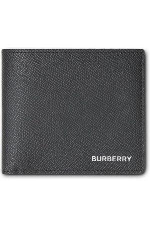 Burberry Herre Lommebøker - Grainy Leather International Bifold Coin Wallet