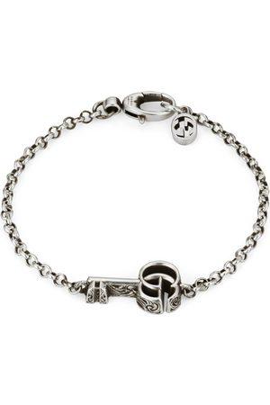 Gucci Double G key bracelet