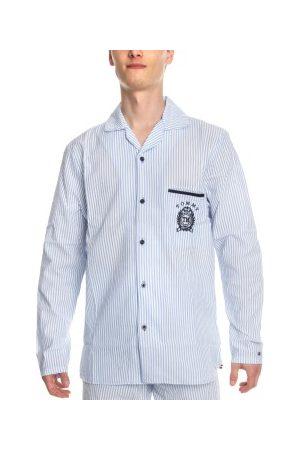Tommy Hilfiger Herre Pyjamaser - Tommy Sleep Pyjama Shirt * Fri Frakt