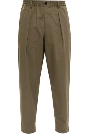 Marni Tapered leg trousers