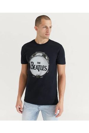 Rock Off T-shirt The Beatles Tee