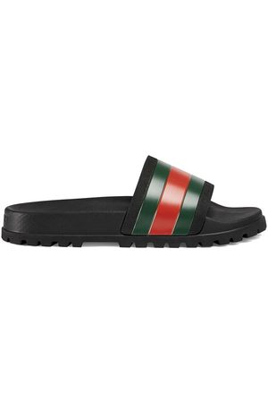 Gucci Herre Flip flops - Pursuit web slides