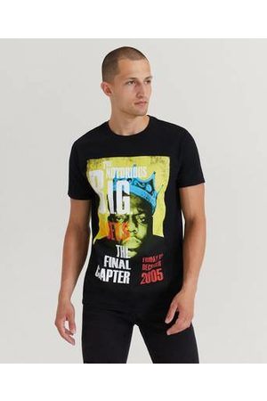Rock Off T-shirt Biggie Smalls Tee