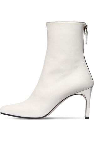 Reike Nen 80mm Leather Ankle Boots