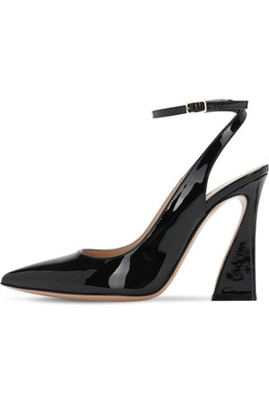 Gianvito Rossi 105mm Patent Leather Pumps