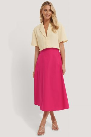 NA-KD Flowy Skirt
