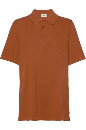 Holzweiler Sagveien Pique T-shirts & Tops Polos