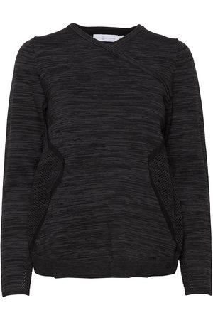 Sail Racing W Race Stretchknit Sweater T-shirts & Tops Long-sleeved Grå