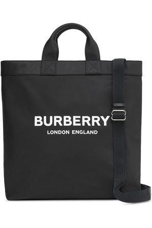 Burberry Herre Tote bags - Logo tote bag