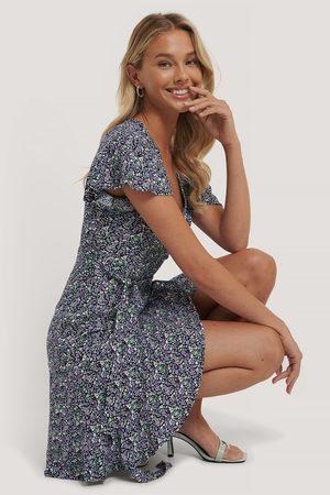 Trendyol Dame Mønstrede kjoler - Mønstret Kjole