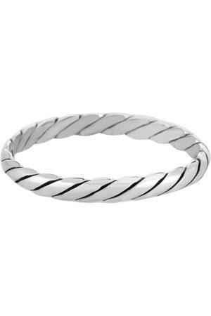 PapayaOslo Silver Twisted Ring