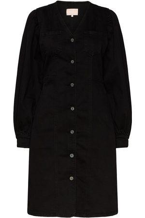 Soft Rebels Janice Ls Dress Knelang Kjole