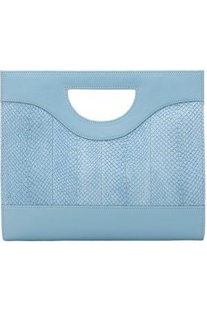 Klaer med logo Blå skuldervesker til dame, sammenlign priser