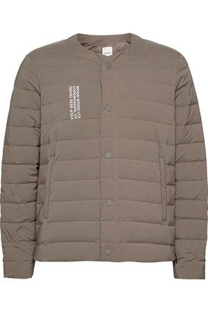 WoodWood Barn Vinterjakker - Keanu Light Padded Jacket Fôret Jakke