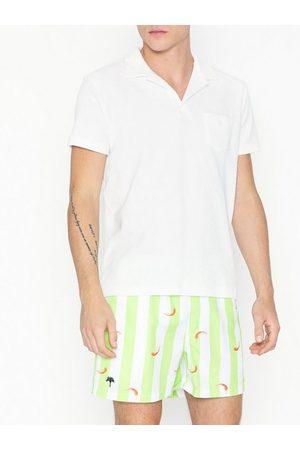 Oas Terry Shirt Skjorter White