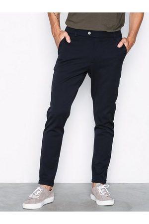 Les Deux Como Suit Pants Bukser Navy