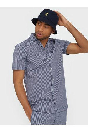Solid Shirt - Brando SS Cuba SE Skjorter Insignia Blue