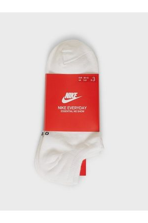 Nike U Nk Nsw Everyday Essenti Strømper White/Black