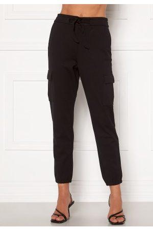 ONLY Poptrash Life Cargo Belt Pants Black XS/32