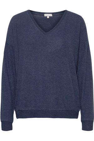 P.J.Salvage Shirt 1/1 Strikket Genser