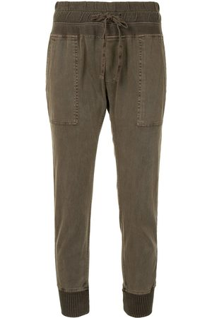 James Perse Dame Smale bukser - Relaxed fit trousers
