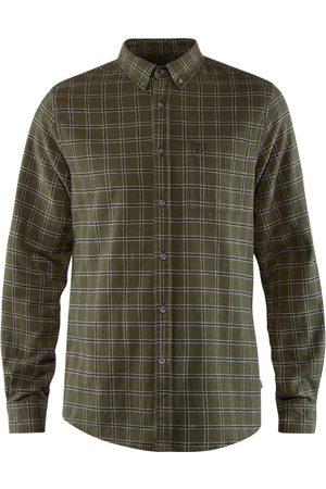 Fjällräven Men's Övik Flannel Shirt