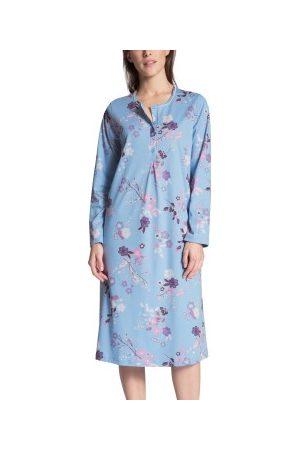 Calida Dame Pyjamaser - Cosy Cotton Nightshirt Long Sleeve * Fri Frakt