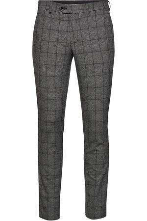 Selected Slhslim-Carlo Cotflex Pants B Noos Dressbukser Formelle Bukser
