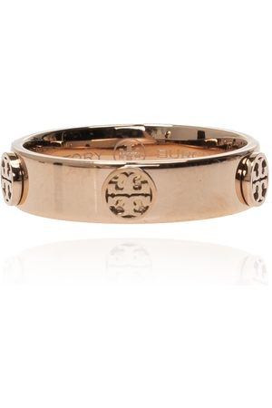 Tory Burch Dame Ringer - Logo-embossed ring