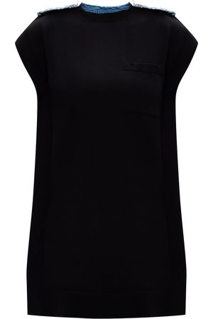 Diesel Logo-patched dress