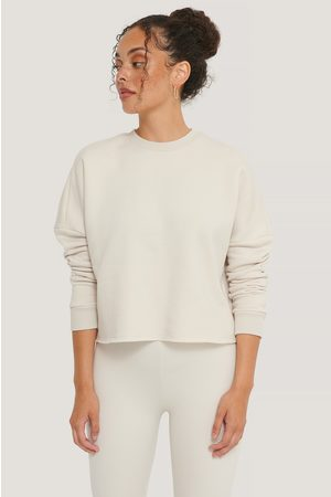 NA-KD Basic Cropped Sweater