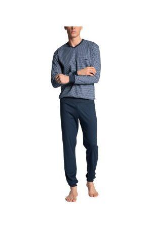 Calida Herre Pyjamaser - Relax Choice Pyjama With Cuffs * Fri Frakt