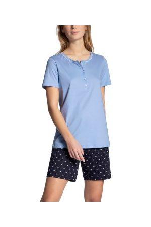 Calida Dame Pyjamaser - Night Lovers Short Pyjama * Fri Frakt