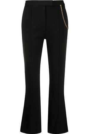 Givenchy Chain flared trousers