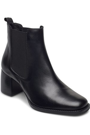 Bianco Biadalya Chelsea Boot Shoes Boots Ankle Boots Ankle Boots With Heel