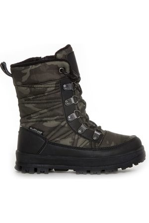 Gulliver Kids Camou Boots with Lacing