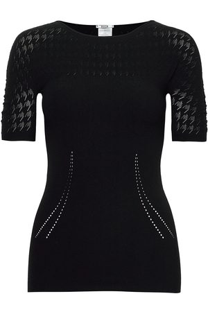Wolford Dylan Shirt Blouses Short-sleeved