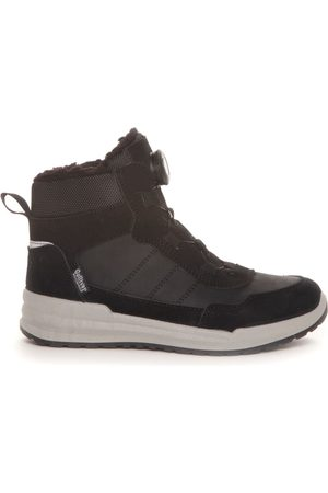 Gulliver Kids Waterproof Boots In PU/Nubuck 2