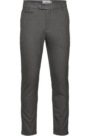 Les Deux Como Herringb Suit Pants Dressbukser Formelle Bukser
