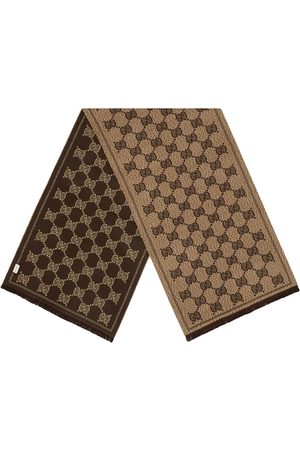 Gucci Herre Skjerf - GG Supreme scarf