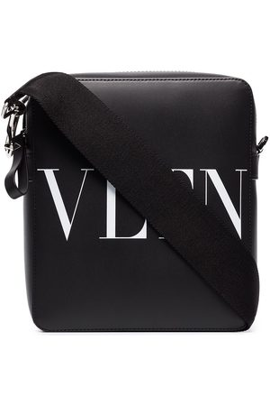 VALENTINO GARAVANI Herre Skuldervesker - VLTN logo-print shoulder bag