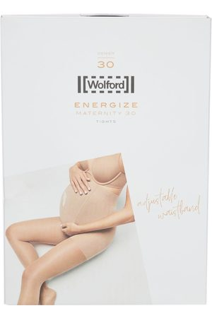 Wolford Treasure 30 Pregnancy Stockings
