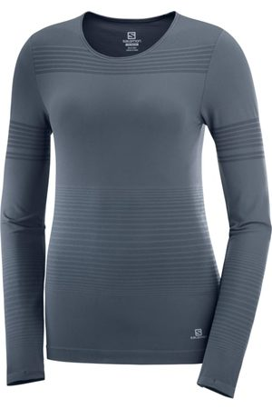Salomon Women's Elevate Move'on LS Tee