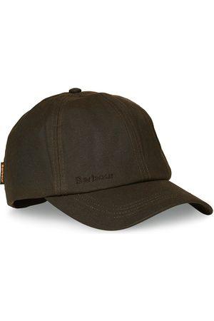 Barbour Herre Hatter - Wax Sports Hat Olive