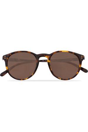 Ralph Lauren 0PH4110 Round Sunglasses Havana