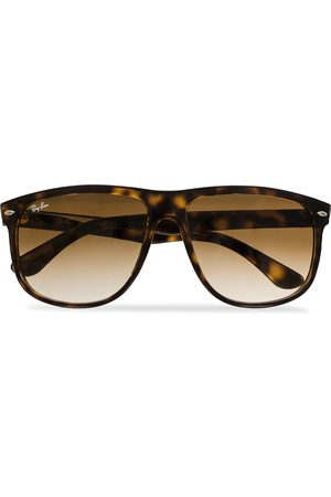 Ray-Ban RB4147 Sunglasses Light Havana/Crystal Brown Gradient